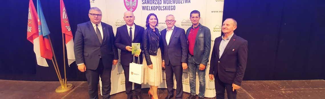 Siąszyce wyróżnione wśród Liderów Wielkopolskiej Odnowy Wsi!